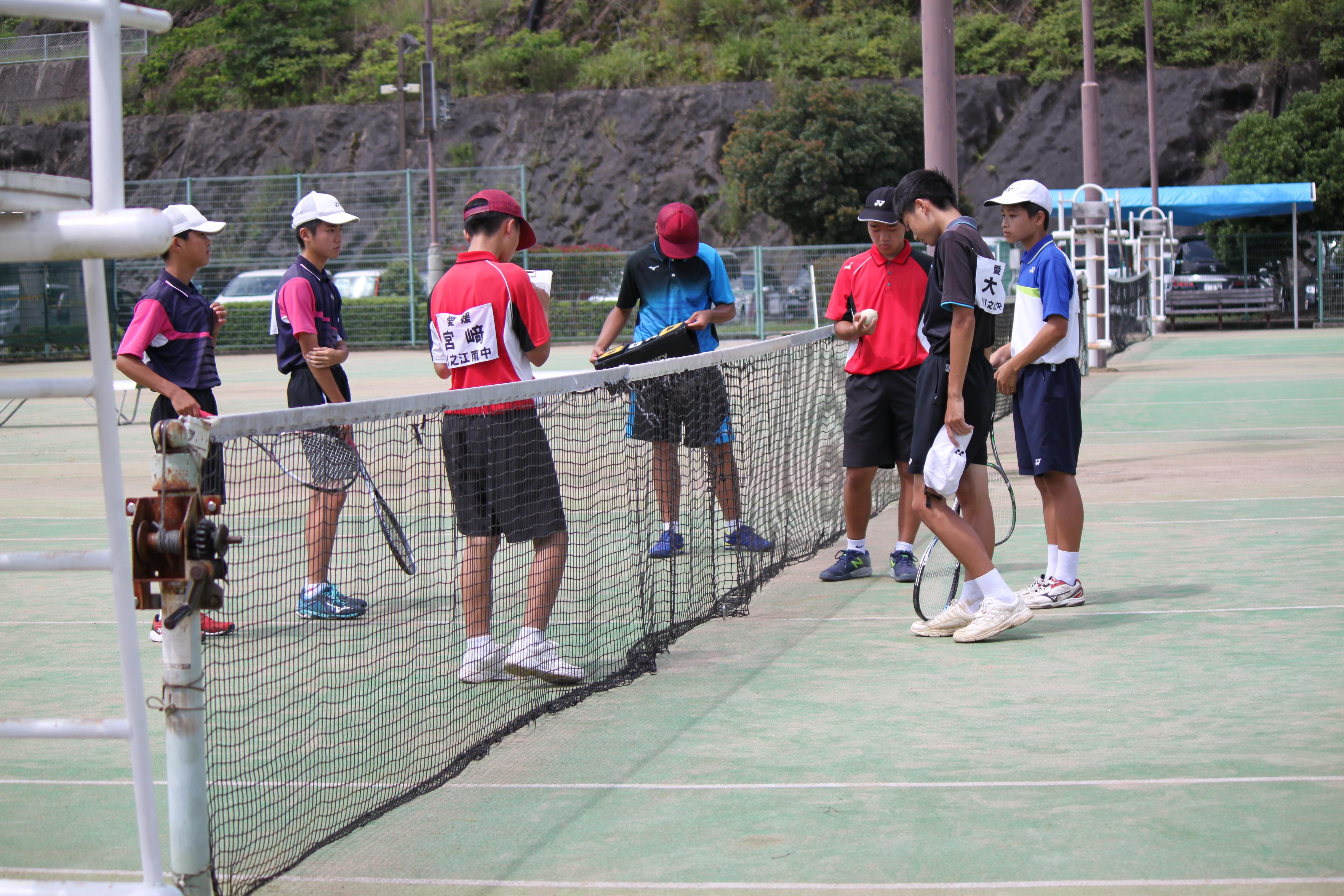 ソフトテニス (286)