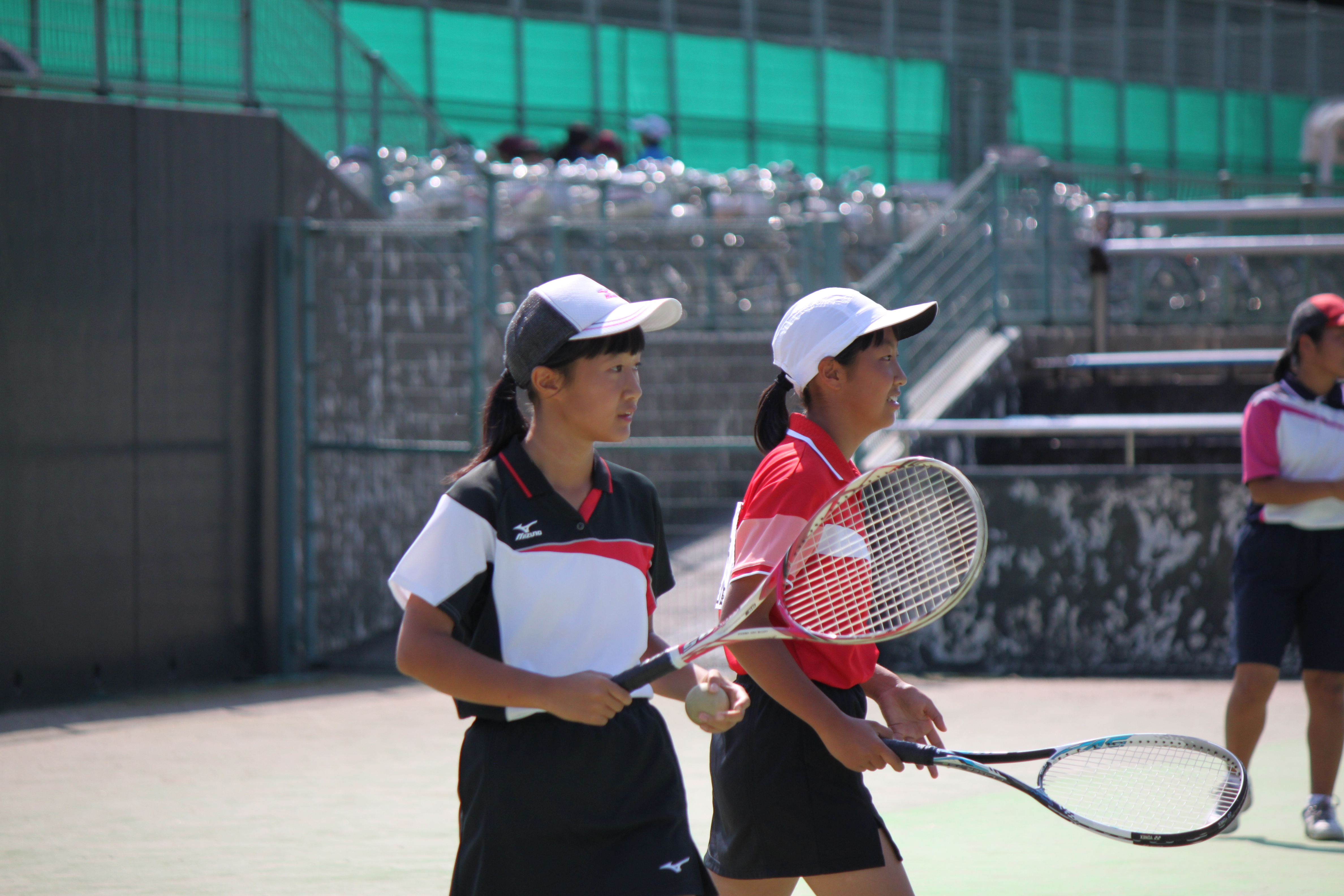 ソフトテニス(8)
