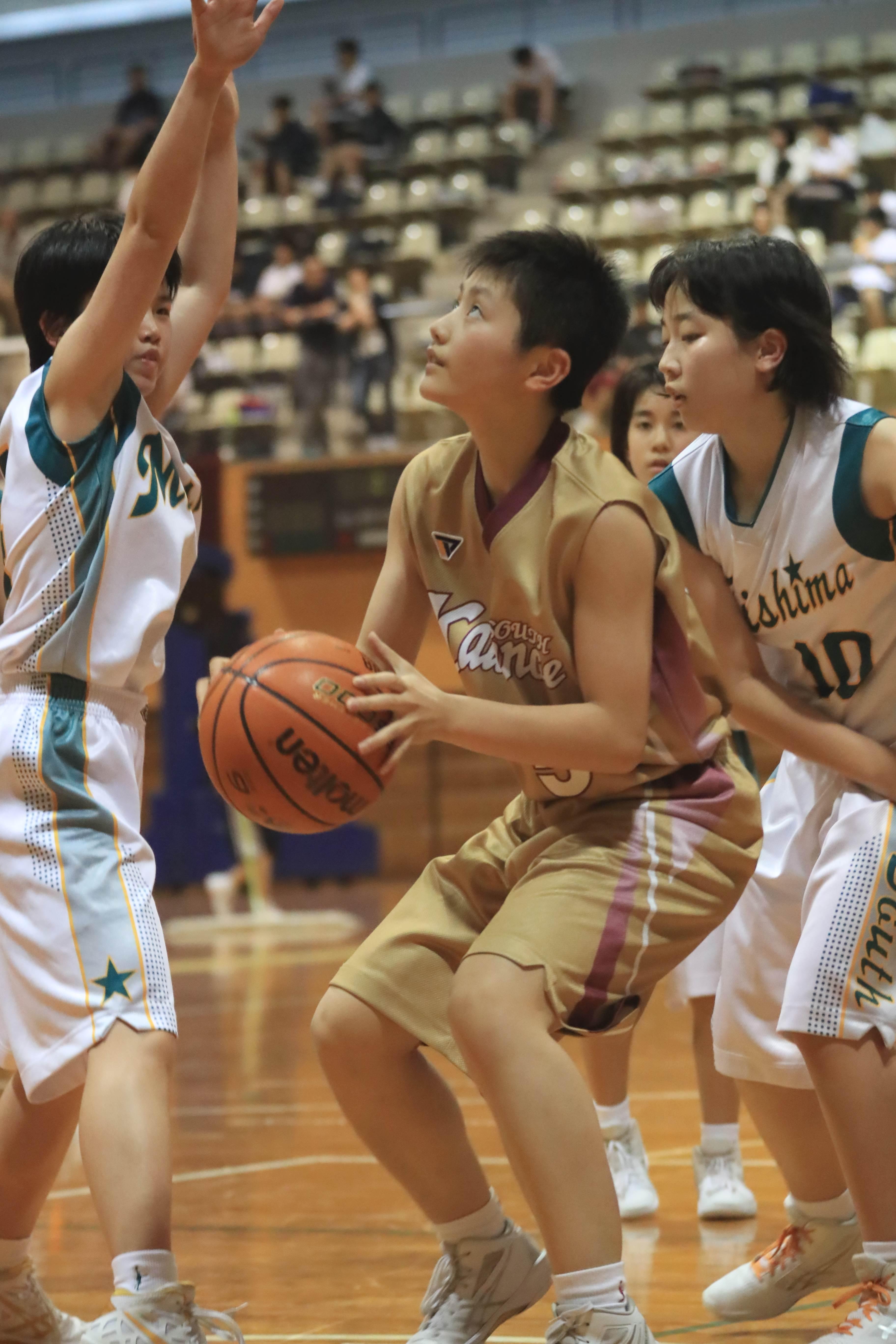 バスケットボール (136)