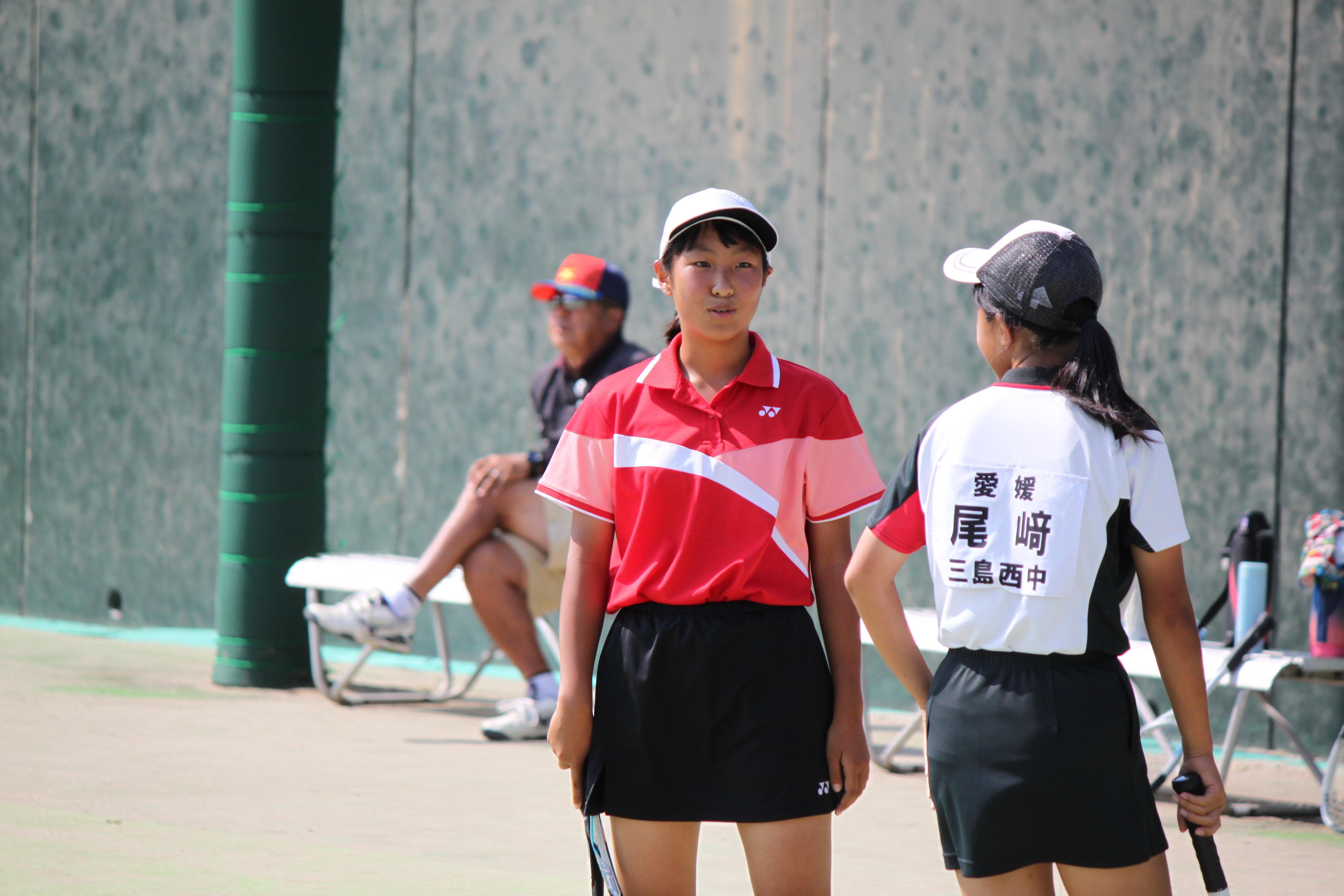 ソフトテニス(13)