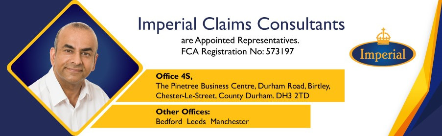 Imperial Claims Consultants.