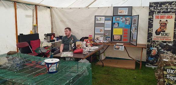 Wolsingham Show Stall