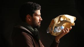 Álvaro Soler Arpa, escultor y embajador de Plastic Pollution Coaliti