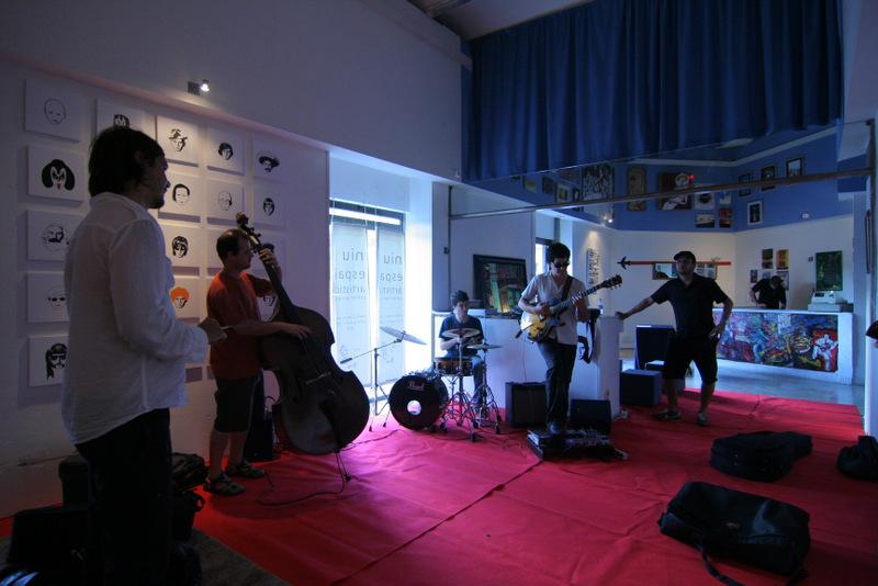 CTPj at Galeria Niu
