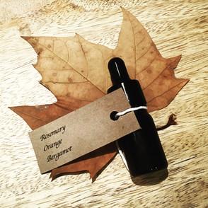 Autumn aromatherapy