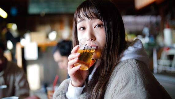 ビールが好きすぎるお姉さんのお話 #本ビ