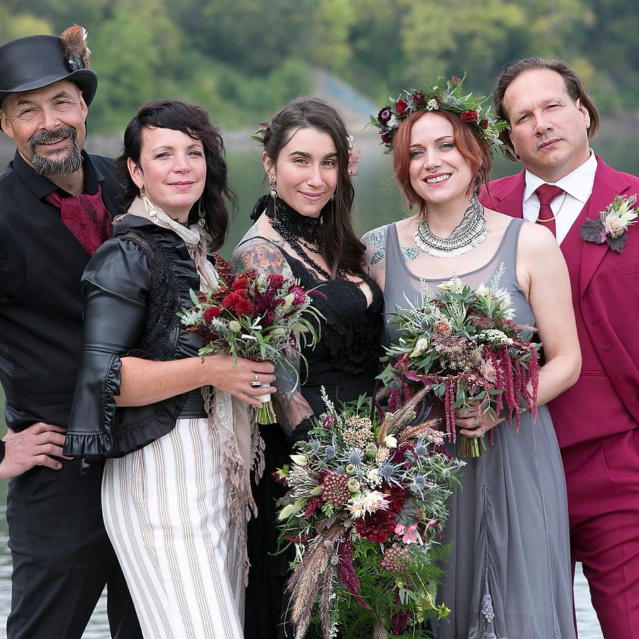 Wedding for Megan & Kane