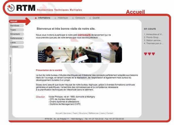 RTM Bureau d'études