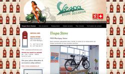 Vespa Store - Vespa d'occasion