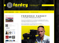 Frédéric Fardey Films PRODUCTION