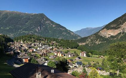 Village de Salvan