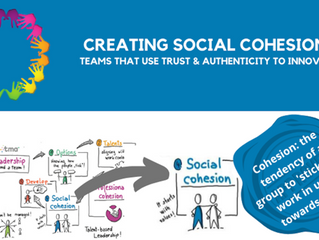 Social Cohesion: Helping your team 'stick' together