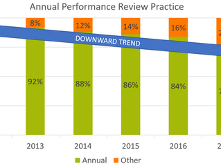 Problems with the Annual Performance Review: What to do now?