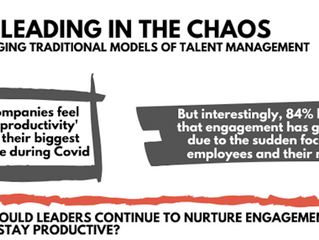 Leading in Chaos