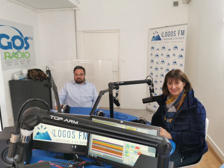 HAPPYNESS sur les ondes de LOGOS FM