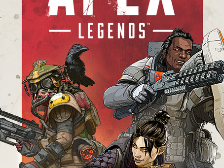 Apex legends - the battle royale from a shooter legend