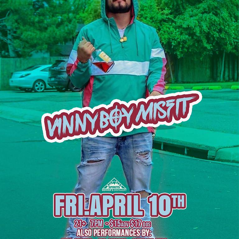 VinnyBoyMisfit - Postponed