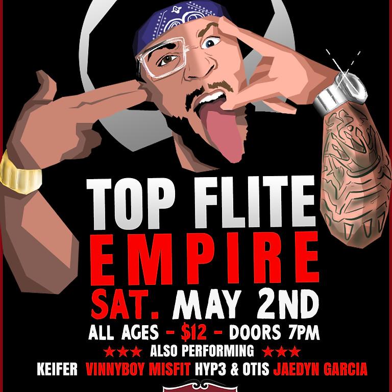 Top Flite Empire - Ft Collins - Postponed