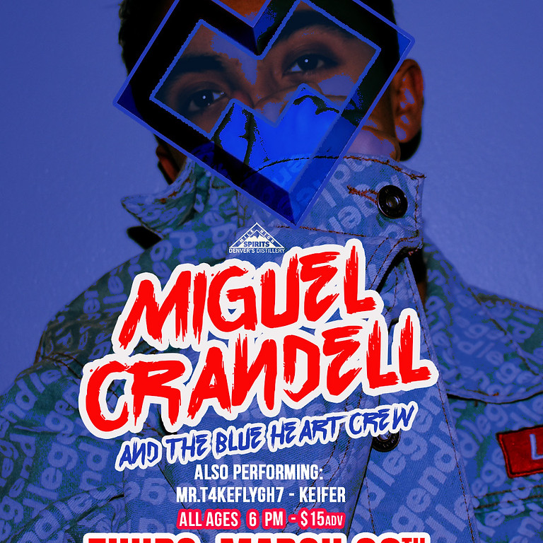 Miguel Crandell - Postponed