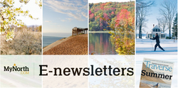 Five Monthly ENewsletters