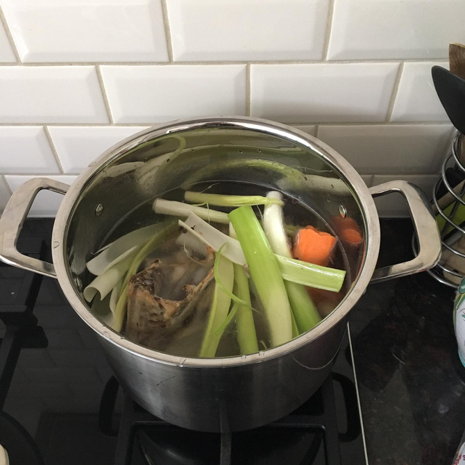 Meat Broth Recipe