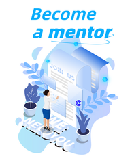 JOIN OUR MENTOR TEAM