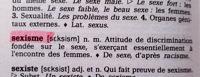 Sexisme: Sujet très débattu mais quelle réalité?
