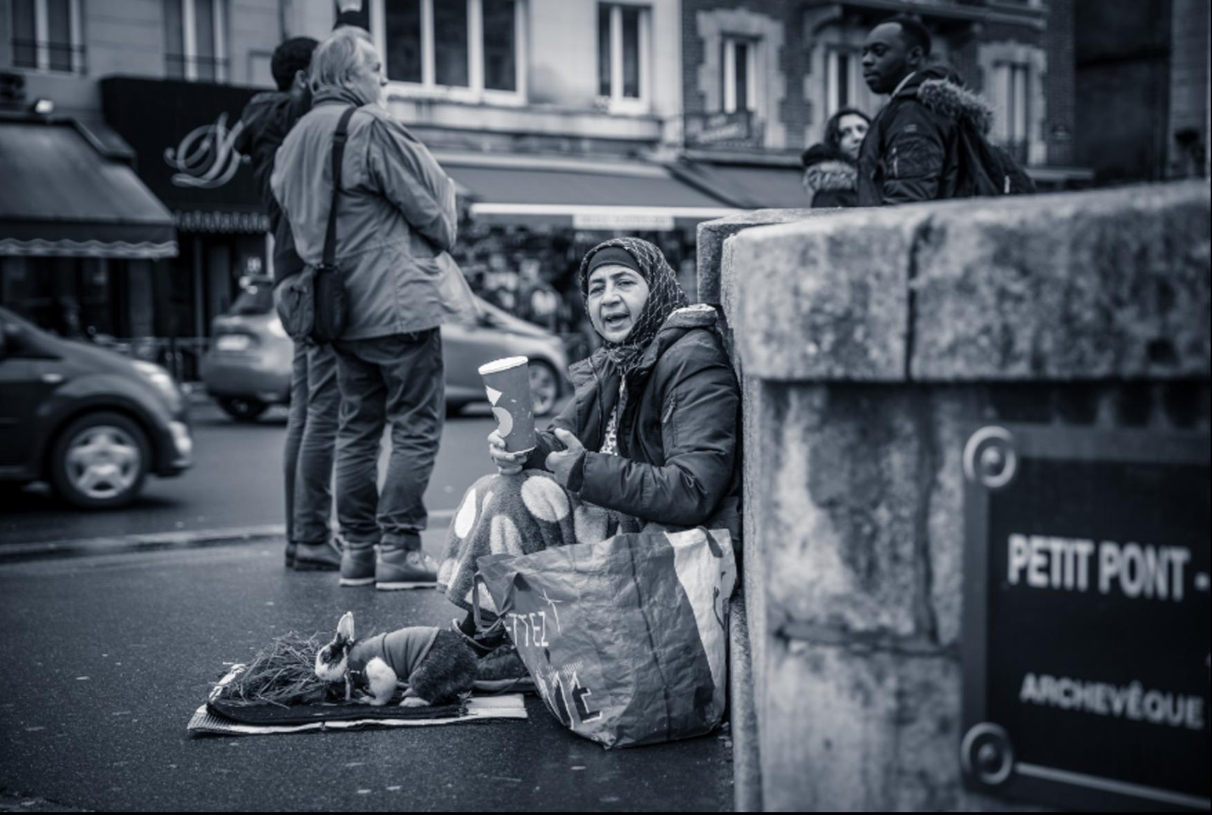 Changer notre regard sur les sans-abris