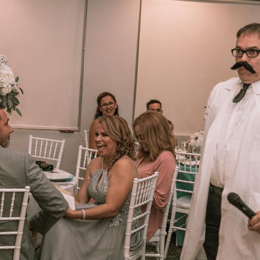 Un buen momento de liberar tensiones, comedia con el Dr. Felix Casado