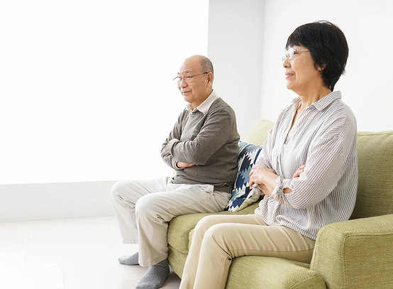 Relationship Counselling Session at CARESPACE Health + Wellness