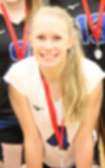 Mary E Cox Volleyball Recruit