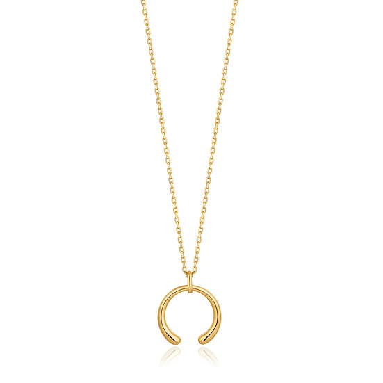 Luxe Curve Necklace