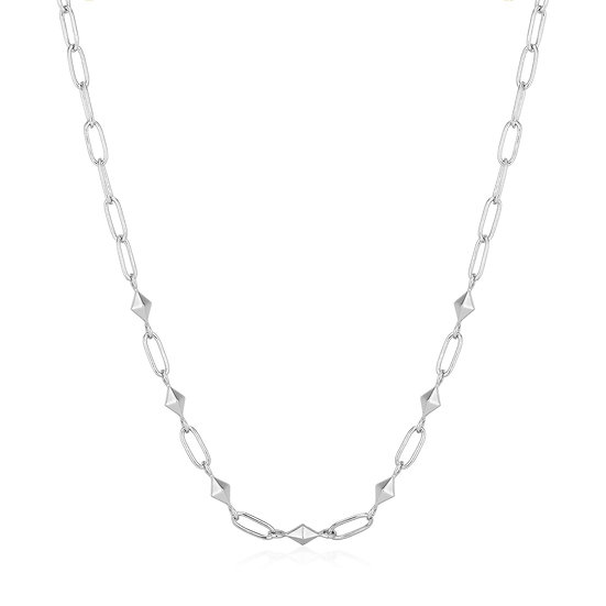 Heavy Spike Necklace