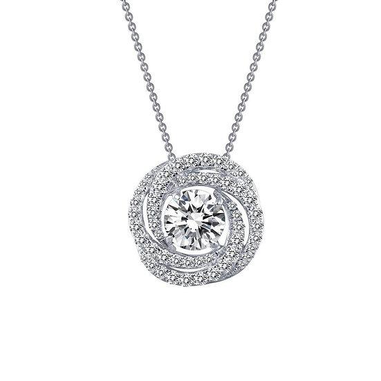 Lafonn Endless Love Necklace