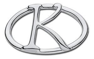 Lestage Letter K Clasp