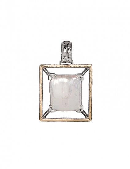 Gabriela Styliano Pearl Pendant