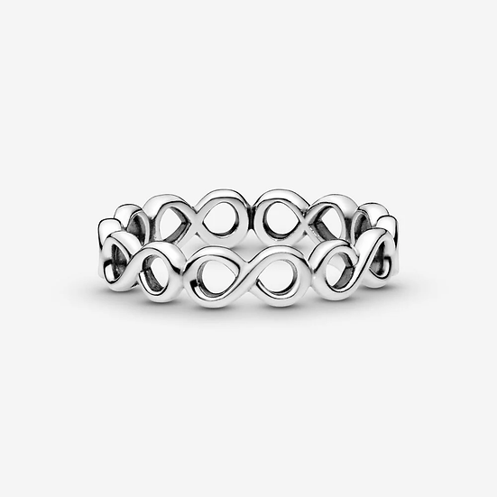Pandora Simple Infinity Band Ring