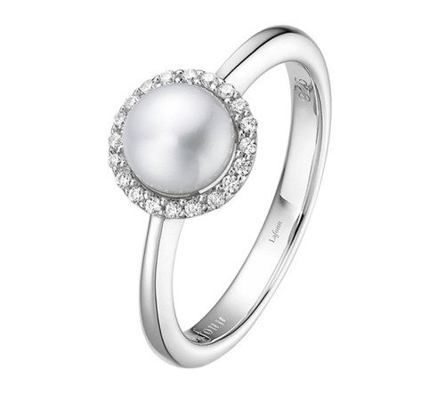 Lafonn Cultured Freshwater Pearl Ring