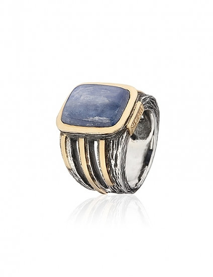 Gabriela Styliano Blue Kyanite Ring