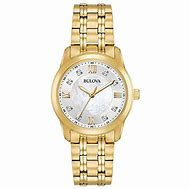 Bulova Women's Diamond Quartz Watch