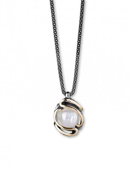 Gabriela Styliano Pearl Necklace