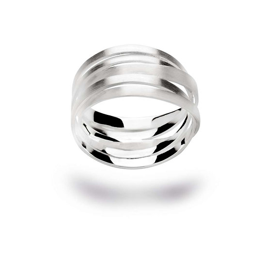 Bastian Inverun SS Criss Cross Ring