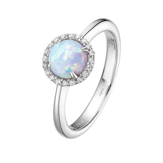 Lafonn Simulated Opal Ring
