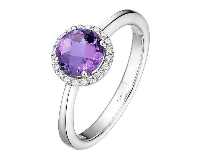 Lafonn Amethyst Ring