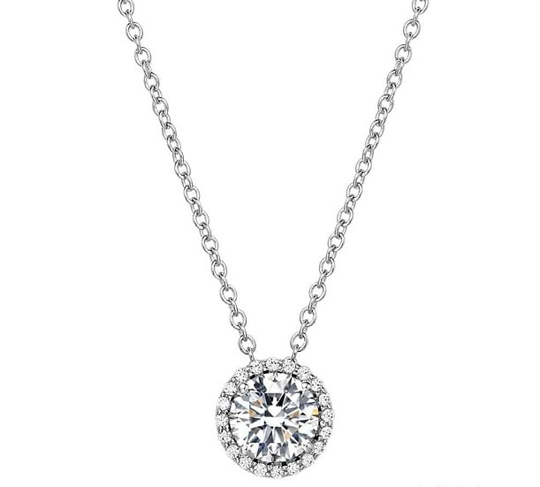 Lafonn Simulated Diamond Necklace