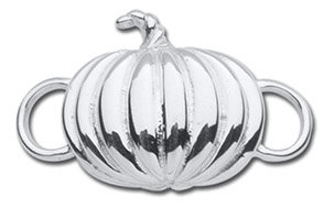 Lestage Pumpkin Clasp