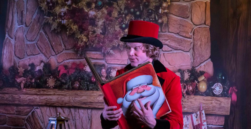 Kerstshow kindershow kerst thema goochel