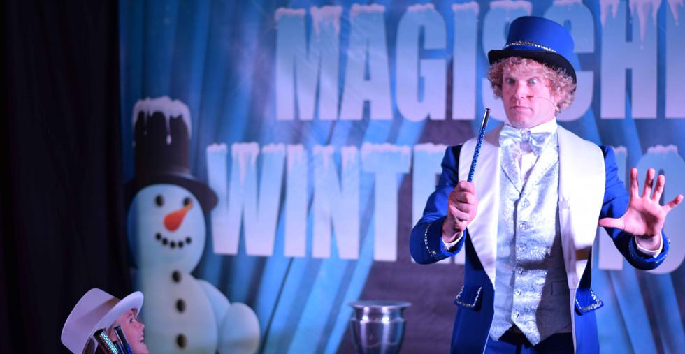 Magische Wintershow theatershow theater
