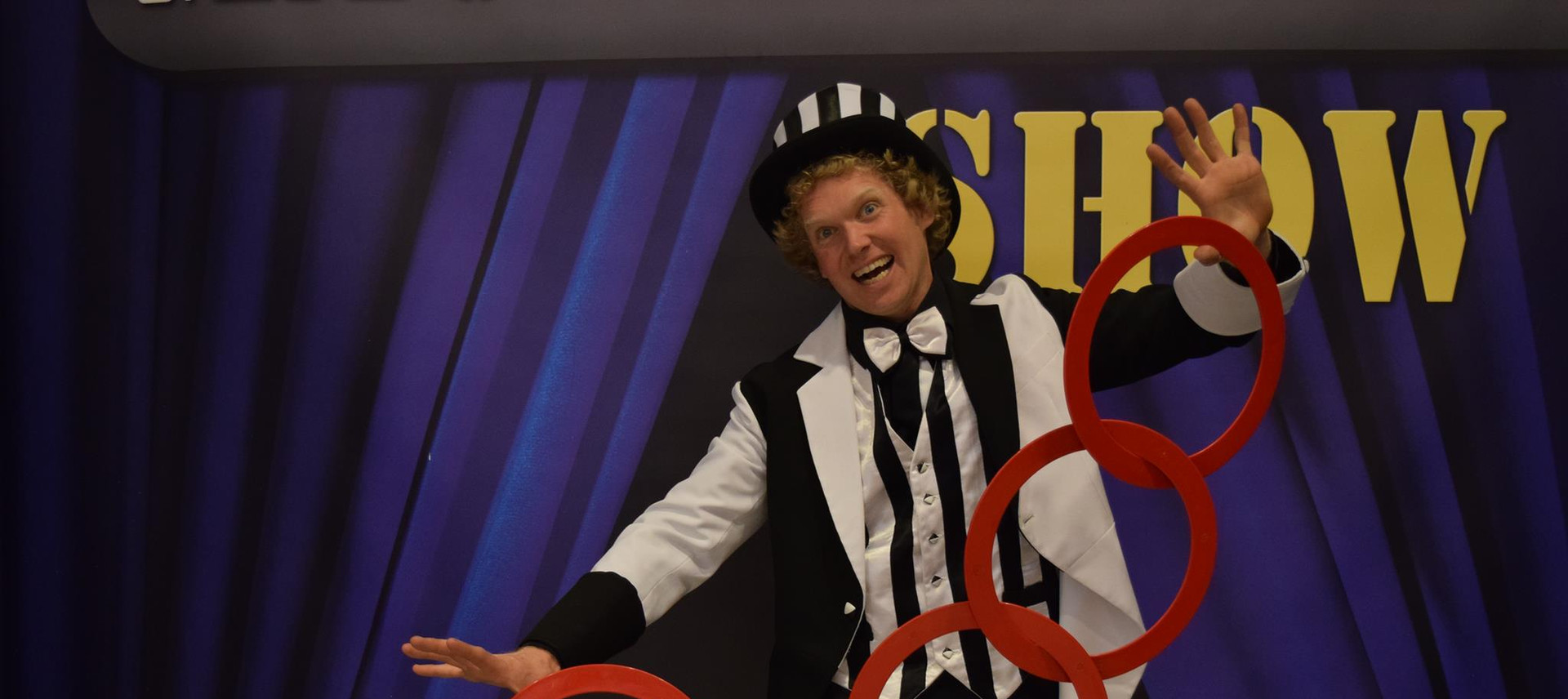 Magic Traffic Show Voorstelling Verkeer.
