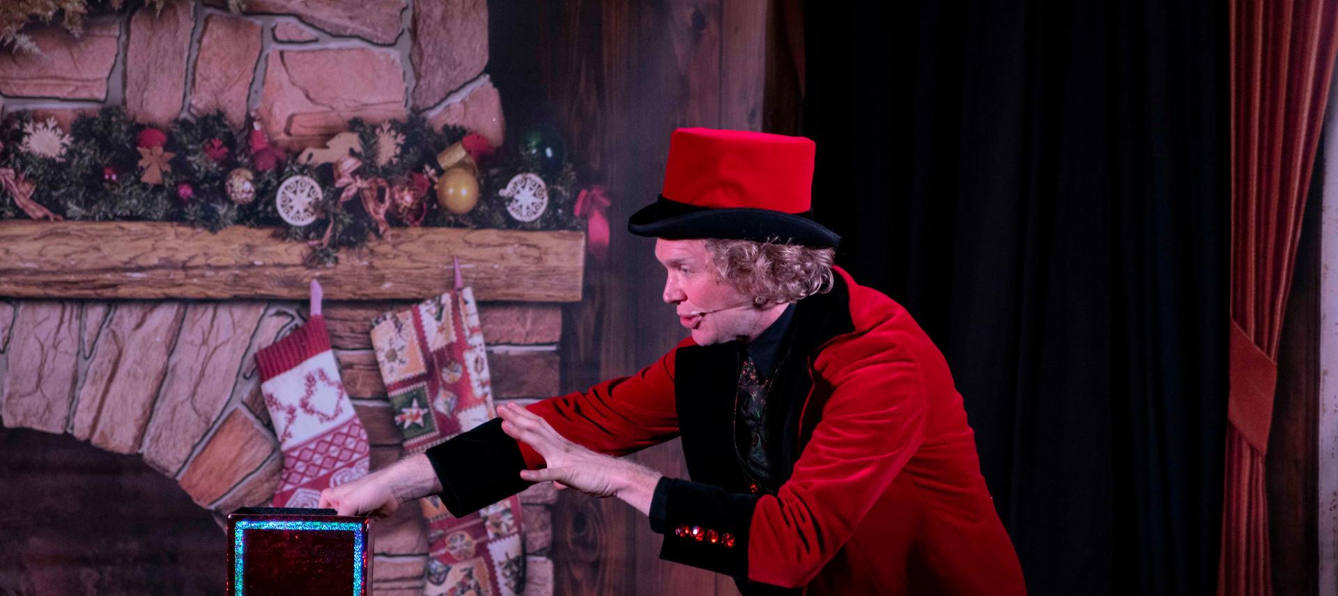 Magic Christmas Show kerst kerstshow sch